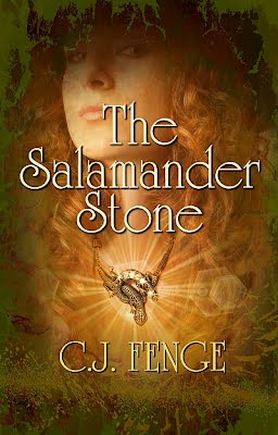 The Salamander Stone - cover
