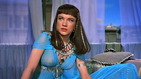 12-The-Ten-Commandments-Blue-silk-dress